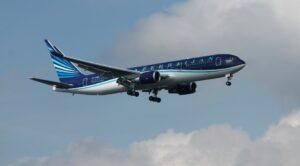 Azerbaycan Uçağı Trabzon'a Acil İniş Yaptı
