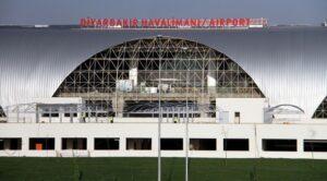 Diyarbakır Havalimanı Kapanıyor