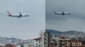 american Airlines Uçağı İstanbul'a Neden Geldi?