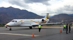 Ülkeler Ve Başkanlık Uçakları – Ekvador – Ecuador