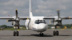 Rusya'da uçak Kayboldu