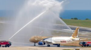 Gulf Air Trabzon Seferlerine Başladı