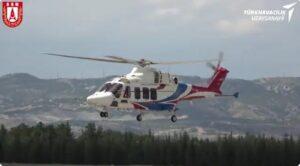 Gökbey Helikopterinin 3. Prototipi İlk Uçuşunu Yaptı