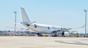 MNG Kargo'nun Yeni Uçağı Görüntülendi