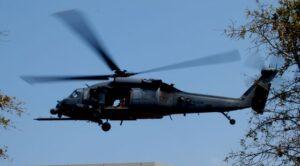 Filipinler'de Askeri Helikopter Düştü