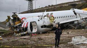 Türkiye'de Meydana Gelen Sivil Yolcu Uçağı Kazaları