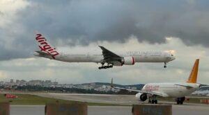 Virgin Australia Uçağı Sabiha Gökçen'e Neden Geldi?
