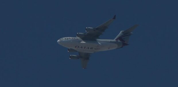 Katar Askeri Hava Araçları Türkiye'de Kalacak