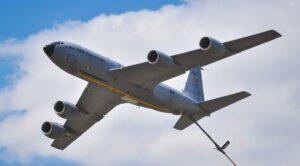 Modernize Edilen İlk Tanker Uçağımızı Teslim Aldık