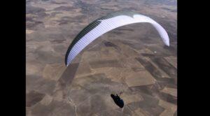 Rekor : Yamaç Paraşütü İle Ankara'dan Mersin'e Uçtular