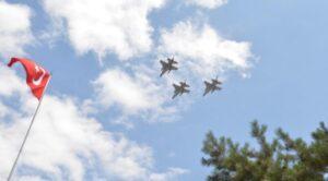 Savaş Uçakları Erzurum Semalarındaydı. Neden uçuş Yaptılar?