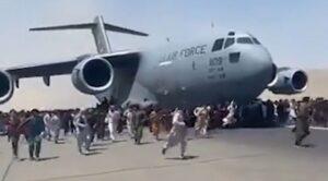 Kabil'de Ünlü Olan O amerikan Kargo Uçağına Katar'dan İlginç Mesaj