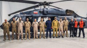 Polonya Türkiye'ye İki Helikopter Gönderdi
