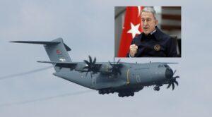Bakan Hulusi Akar : Türk Askerini Bir Saat İçinde Uçaklarla Alacağız