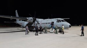 İspanya Türkiye'ye Uçak Gönderdi