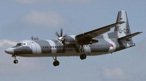 Askeri Uçakların Hız Rekorları – Fokker F50