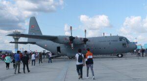 Askeri Uçaklar Ve Hız Rekorları – Lockheed Martin C-130H Hercules