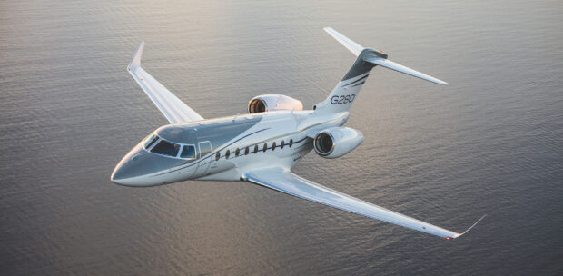 Askeri Uçakların Hız Rekorları – Gulfstream GIV