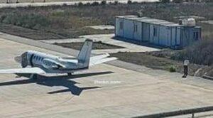 Sabiha Gökçen Havalimanı'nda Pilot Apronda Tuvaletini Yaptı