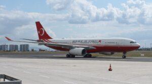 Cumhurbaşkanlığı Uçağının İçi. Cumhurbaşkanlığı Araçları Uçakla Nasıl Götürülüyor?