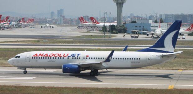 Antalya – Köln Uçağı İstanbul Havalimanı'na İndi