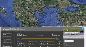 EGO Airways Uçağı Bursa'ya Neden Geldi?