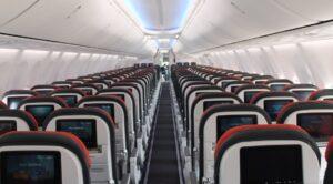 Uçaklarda Koltuk Planı THY Airbus A321 Neo