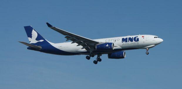 MNG Kargo'nun İkinci A330 Uçağı Geldi