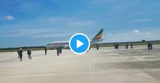 Kargo Uçağı Yanlış Havalimanı'na İndi