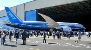 Uçakların Hız Rekorları – Boeing 787-9 Dreamliner
