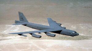 amerikan Bombardıman Uçağı Türkiye Sınırında