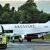 Burun İniş Takımı Kırılan Kargo Uçağı Pist Üzerinde Kaldı