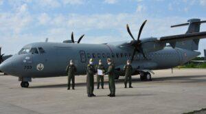 Meltem-3 Projesinin Üçüncü Uçağı Teslim Alındı