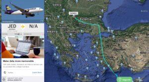 FlyDeal Uçağı Suudi Arabistan'dan Sofya'ya Neden Alçaktan Uçtu?