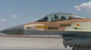 Sivil Tescilli F-16 Görevde