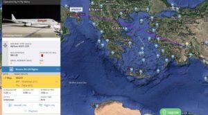 Isparta Havalimanı'nda İlginç Trafik