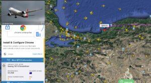 Avusturalya – Qantas Uçağı İstanbul'a Neden Geldi?