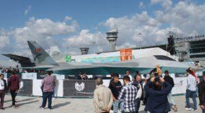 Milli Muharip Uçağı ASELSAN Donatacak