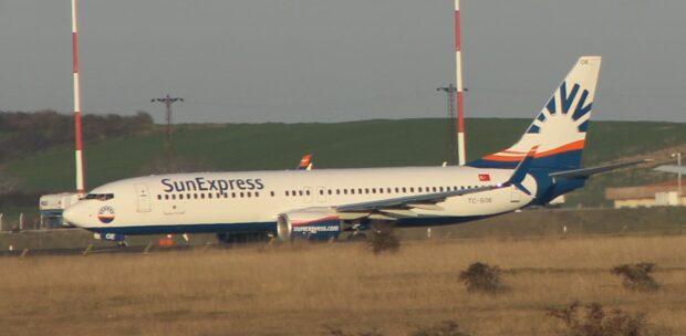 Sunexpress Zonguldak – Düsseldorf Seferleri Başladı