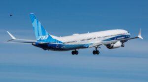Boeing 737 MAX10 İlk Uçuşunu Yaptı