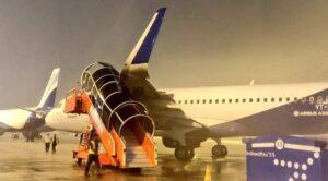 Beş Adet A320 Neo Rüzgar Yüzünden Hasar Aldı
