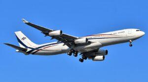 Ülkeler Ve Başkanlık Uçakları – Eswatini ( Swaziland )