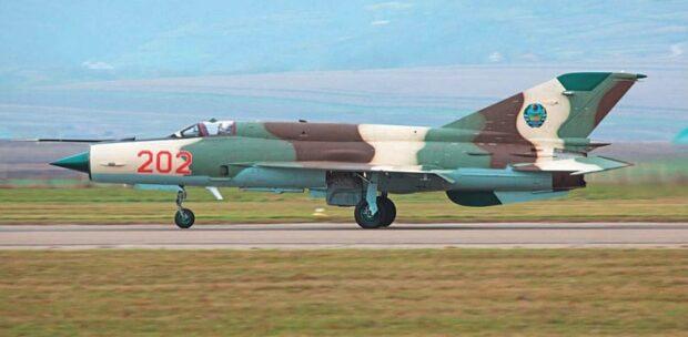 Ülkeler Ve Hava Kuvvetleri – Mozambik