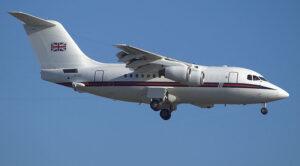 Uçakların Hız Rekorları – british Aerospace Avro RJ85
