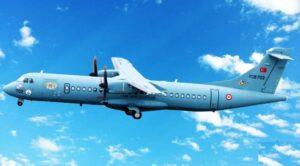 Deniz Kuvvetleri'nin Üçüncü Uçağı Teslim Edildi