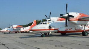Ukrayna Türkiye'ye İki Yangın Söndürme Uçağı Gönderdi