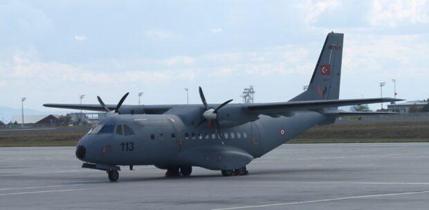 Askeri Uçakların Hız Rekorları – CASA CN235-100M
