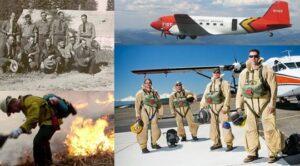 """Yangın Paraşütçüleri """" Smokejumpers"""""""