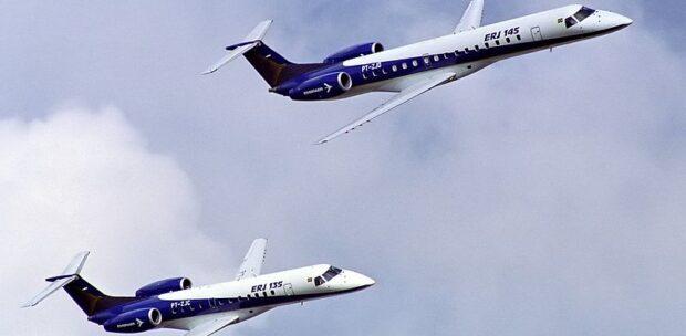 Uçakların Hız Rekorları – Embraer EMB-145XR