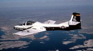 Askeri Uçakların Hız Rekorları – Cessna T-37B Tweet